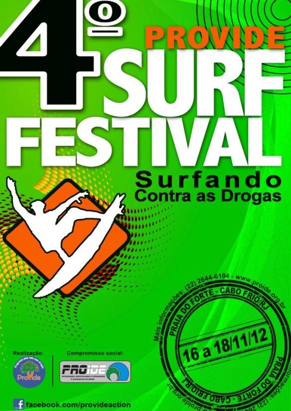 Provide Surf Festival Banner